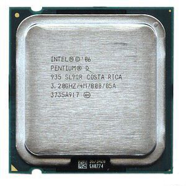 Intel Pentium D Processor 935  (4M Cache, 3.20 GHz, 800 MHz FSB