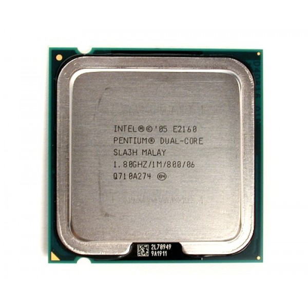 Procesor Intel Dual Core E2160 2x1.80GHz + Cooler 2 heat-pipe cupru + Pasta termoconductoare