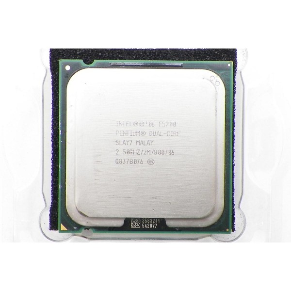 Procesor Intel Dual Core E5200 2.5 GHz 2 MB LGA775