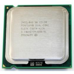 Procesor Intel  Dual Core E5400 2.7 GHz 2 MB 800 MHz 64-bit 45 nm