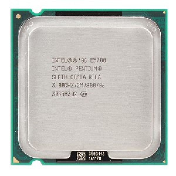 Procesor Intel Dual Core E5700 3 GHz 2 MB LGA775