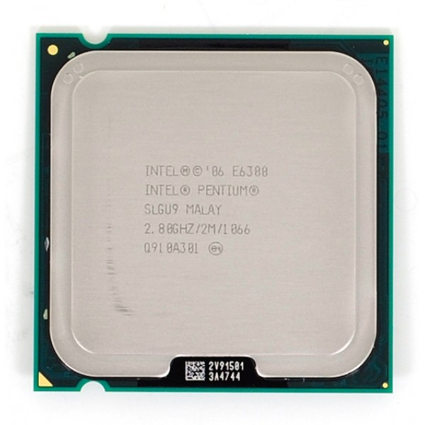 Procesor Intel Core2Duo E6300 2M Cache, 1.86 GHz, 1066 MHz FSB Socket 775