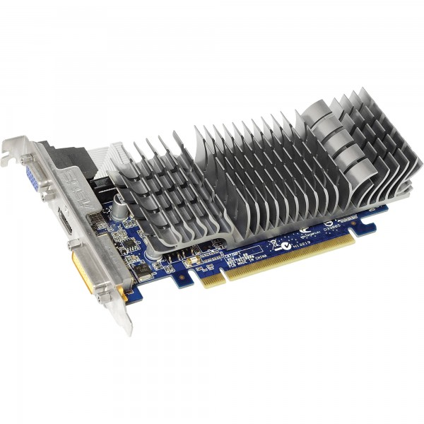 Placa Video NVIDIA GeForce 210 Asus DDR3 1GB HDMI 2560x1600
