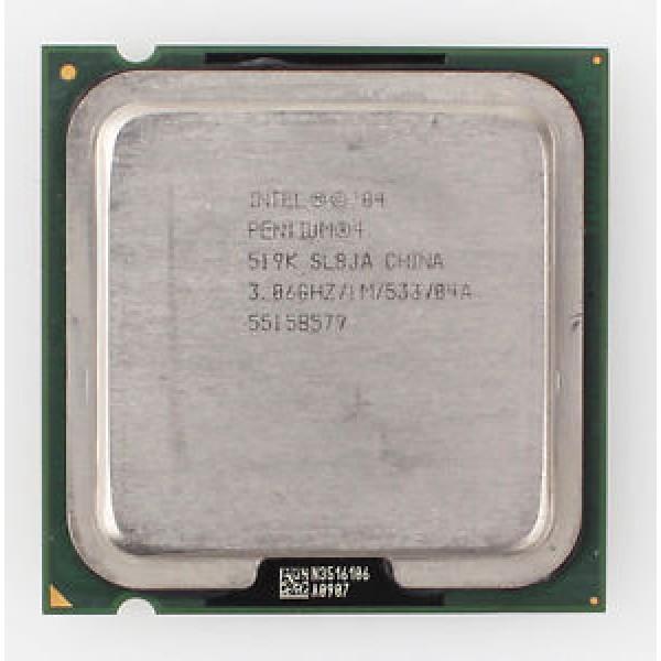 Intel Pentium 4 SL8JA 1M Cache, 3.06 GHz, 533 MHz FSB Socket 775