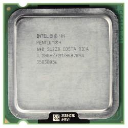 Procesor Intel P4 640,3.20GHz, 2M Cache,800 MHz FSB,Socket 775