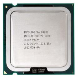 Procesor Core2Quad Q8200 (4M Cache, 2.33 GHz, 1333 MHz FSB) Socket 775