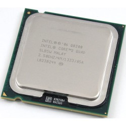 Procesor Intel Core2 Quad Processor Q8300  4M Cache 2.50 GHz 1333 MHz FSB
