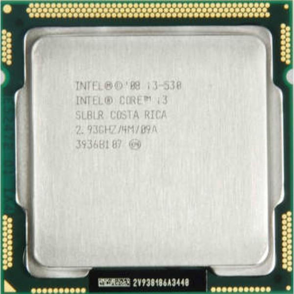 Procesor Intel i3-530 4M Cache 2.93 GHz 2 Cores 64-bit