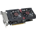 Placa video ASUS Radeon R7 370 OC STRIX GAMING 2GB GDDR5 256-bit HDMI