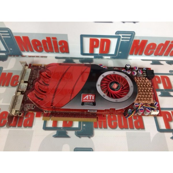 Placa Video Ati Radeon GeCube HD 4850 512MB/256biti PciExpress 2.0 Dvi
