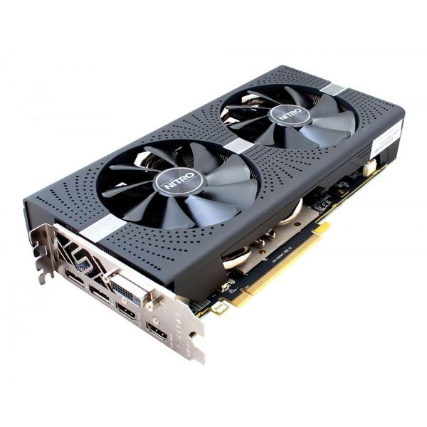 Placa video Sapphire Radeon Nitro+ RX 570 4GB GDDR5 256-bit Garantie