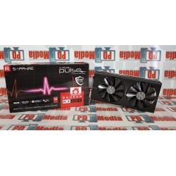 Placa video Sapphire Radeon RX 580 PULSE 8GB GDDR5 256-bit Garantie
