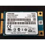 """SSD 128GB Toshiba mSATA Intern cu Adaptor Mini PCIe PCI-e MSATA SSD 1.8"""" la Micro SATA"""