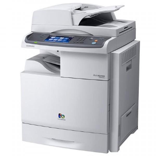 Imprimante laser second hand Color Samsung CLX-8385ND A4 Retea Duplex