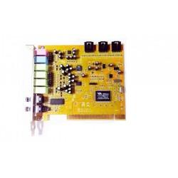 Placa de Sunet Sound Blaster VIA Canale 7.1 24-Bit pana la 192 KHz