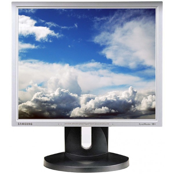 "Monitor second hand Samsung SyncMaster 191N LCD 19"" 1280x1024 Grad B"