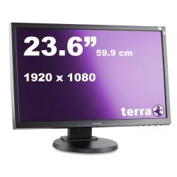 Monitor TERRA LED HDMI 2455W PV 23.6 inch rezolutie 1920 x 1080 5ms Grad B