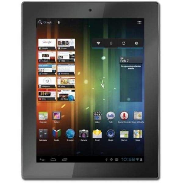 "Tableta Prestigio MultiPad 9.7"" PRO Procesor 1 GHz Rezolutie 1024 x 768 1 GB RAM Memorie interna 8 GB Camera, iesire HDMI, Audio, Wi-Fi"