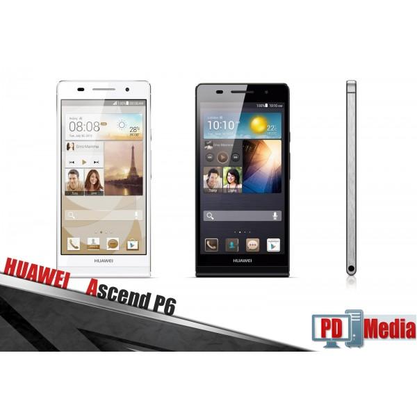 "Telefon Huawei Ascend P6 Quad Core, Ram 2Gb Mem 8Gb 4.7"" Inch Garantie"