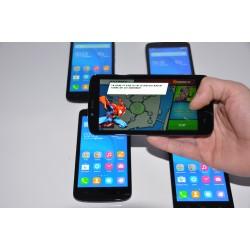 "Telefon mobil Huawei Honor Holly, Quad Core, Dual SIM, Camera 8Mp, Diagonala 5.0"""