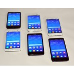 "Telefon mobil Huawei Honor 3x G750, Octa Core, Dual SIM, Camera 13Mp, Diagonala 5.5"" Cadou Baterie Externa"