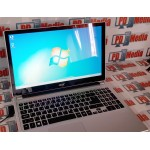 "Laptop Slim Acer Intel i3 3217U 1.80GHz HDD 320GB RAM 4GB LED 15.6"" WebCam DVD-RW"