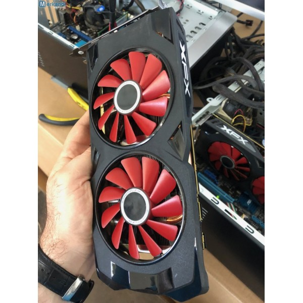 Placa video XFX Radeon RX 470 RS 8GB GDDR5 256-bit Garantie