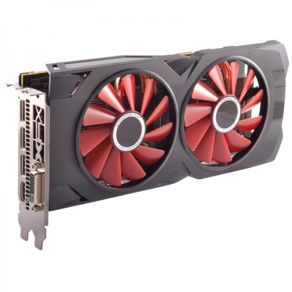 Placa video XFX Radeon RX 570 RS 8GB GDDR5 256-bit