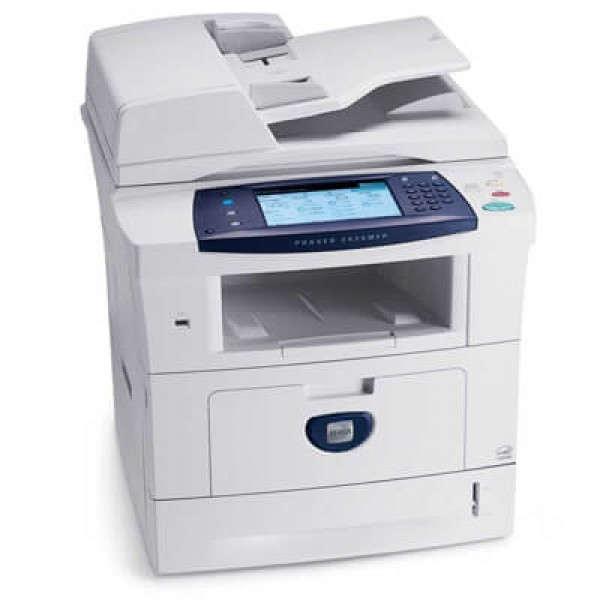 Multifunctionala Second Hand Xerox Phaser 3635 MFP Laser Monocrom A4 LAN