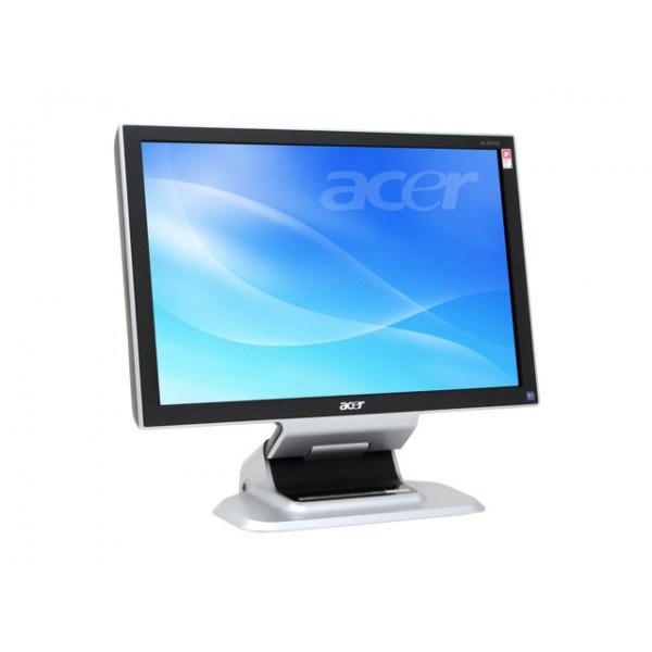 "Monitor LCD Acer AL2051W 20"" 8 ms Categoria A"