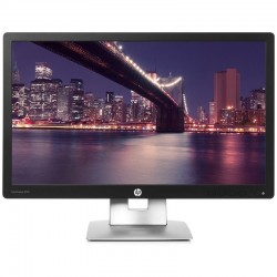"Monitor LED 23"" HP EliteDisplay E232 7ms 1920 x 1080 Gri-Negru Grad B"