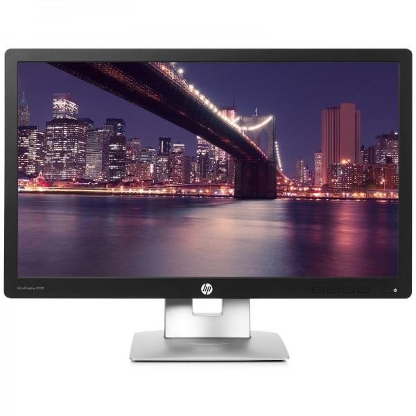 "Monitor LED 23"" HP EliteDisplay E232 7ms 1920 x 1080 Gri-Negru Grad B"