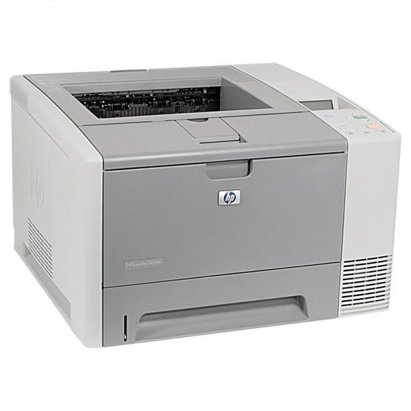 Imprimante laser second hand HP Laserjet 2420DN Duplex Retea 28ppm