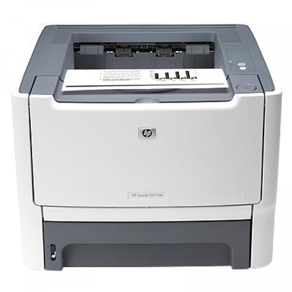 Imprimante laser second hand HP LaserJet P2015N 26 Ppm Retea
