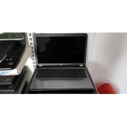 "Laptop HP G7 17"" i3 2310M 2.1GHz RAM 8GB SSD 256GB Radeon HD740M 2GB DVD WebCam"