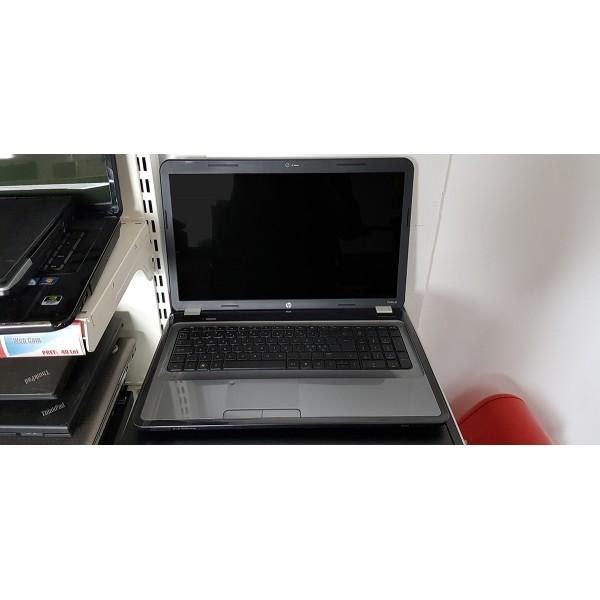 "Laptop HP G7 17"" i3 2310M 2.1GHz RAM 8GB SSD 256GB Radeon HD740M 2GB DVD WebCam"