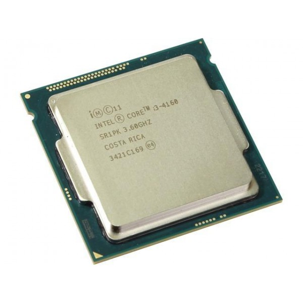 Procesor Intel Core  i3-4160 3M Cache, 3.60 GHz 2 Cores 4 Threads HD 4400