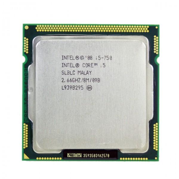 Procesor Intel Core i5-750 8M Cache 2.66 GHz LGA 1156