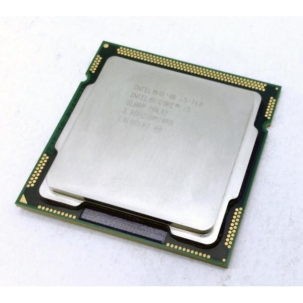 Procesor Intel Core i5-760 8M Cache 2.80 GHz LGA 1156