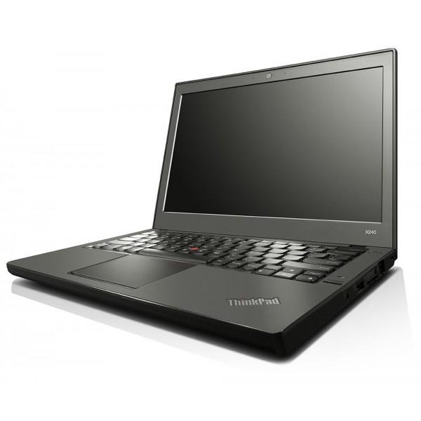 """Lenovo Thinkpad x240 Intel i3 4010U 1.70 GHz RAM 8GB SSD 128GB 12.5"""" HD"""
