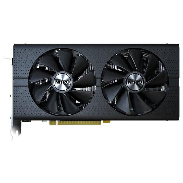 Placa video SAPPHIRE Radeon RX 480 NITRO+ OC 8GB GDDR5 256bit Garantie